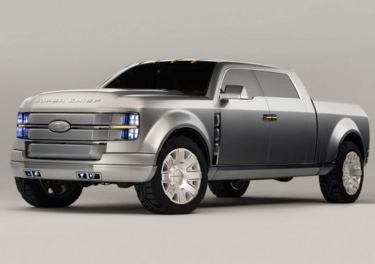 ford f250 superchief fs4