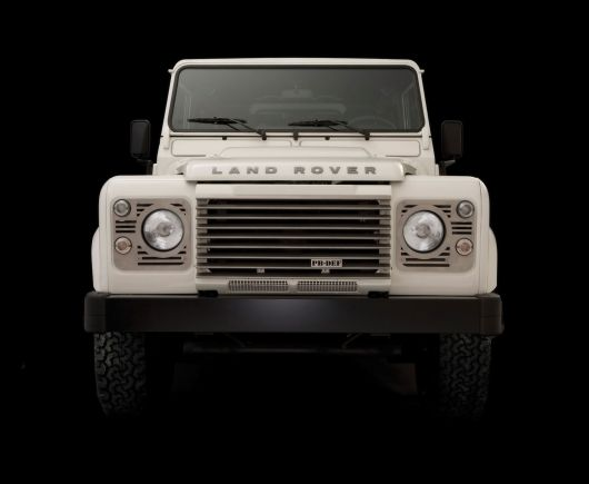 land rover defender pb f
