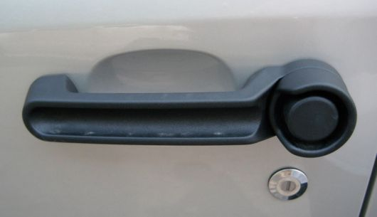 handle jeep libety limited 3 7 08