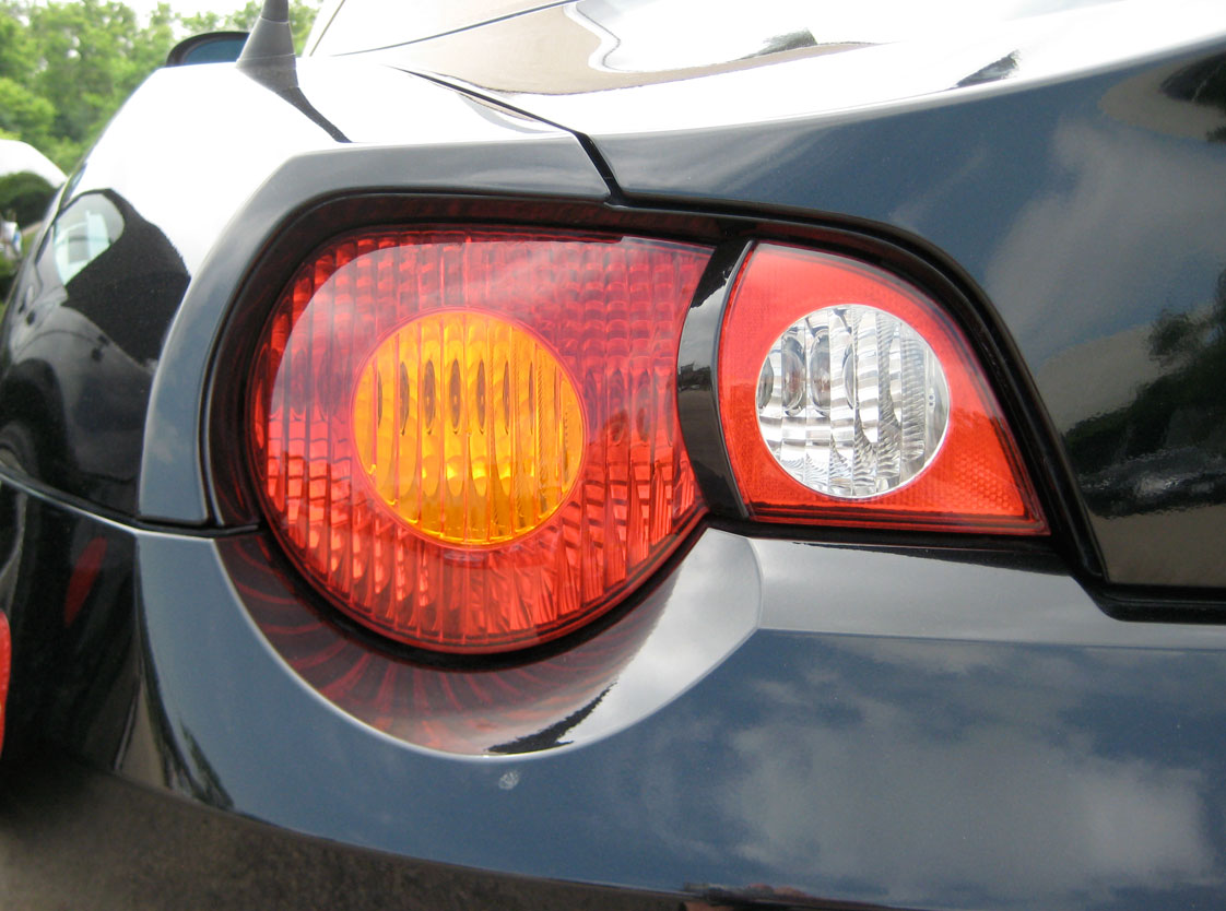 Bmw Z4 Breaklight Cartype