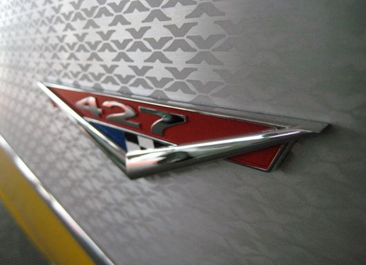 chevy project x v427 emblem 06 s
