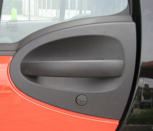 handle smart fortwo conv 08
