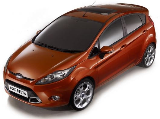 sporty ford fiesta s 3