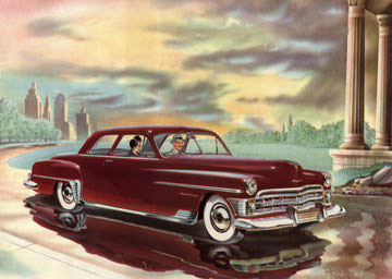 rad chrysler 1951