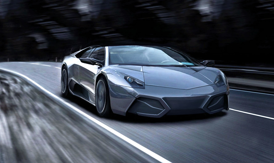 Poland clearly influenced by Lamborghini title=