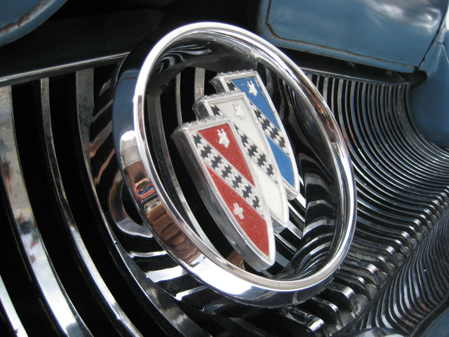 Buick related emblems | Cartype