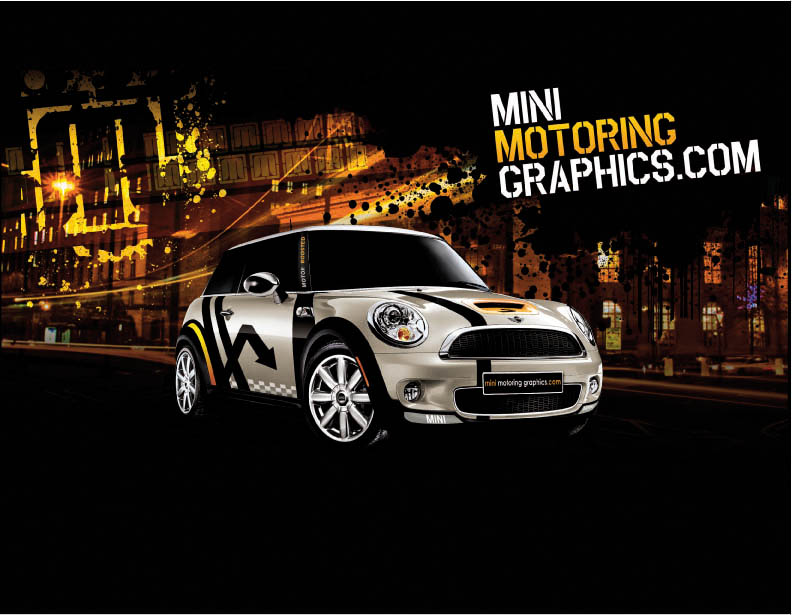 Mini Custom Wraps Cartype