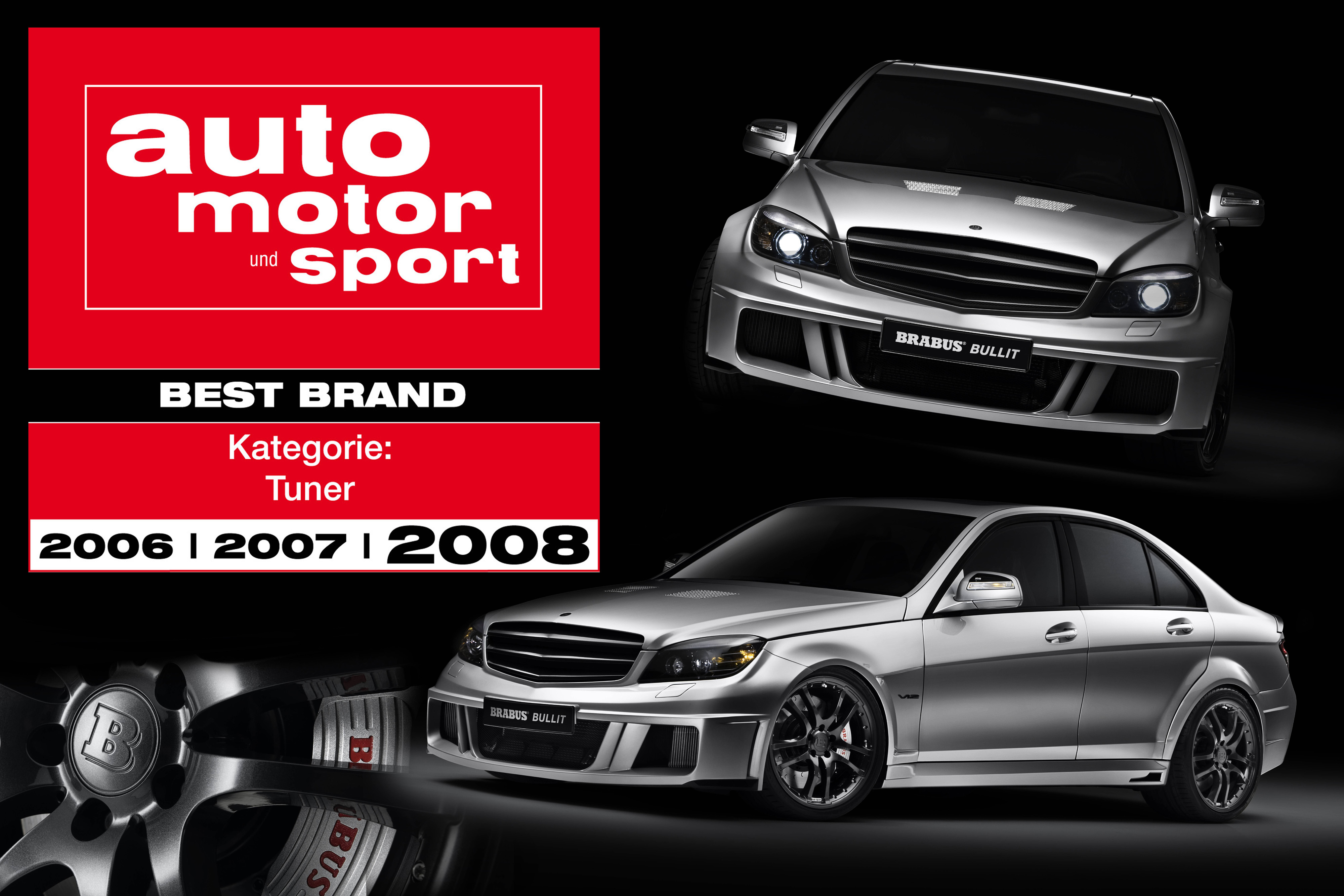 Brabus High-end tuning for