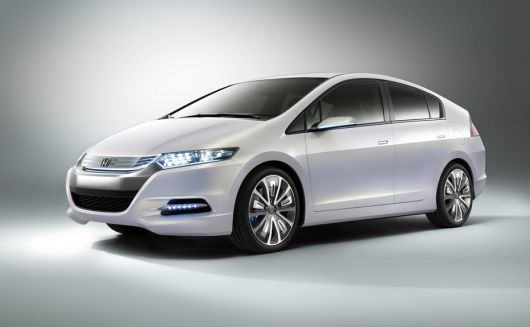honda insight sf2 08