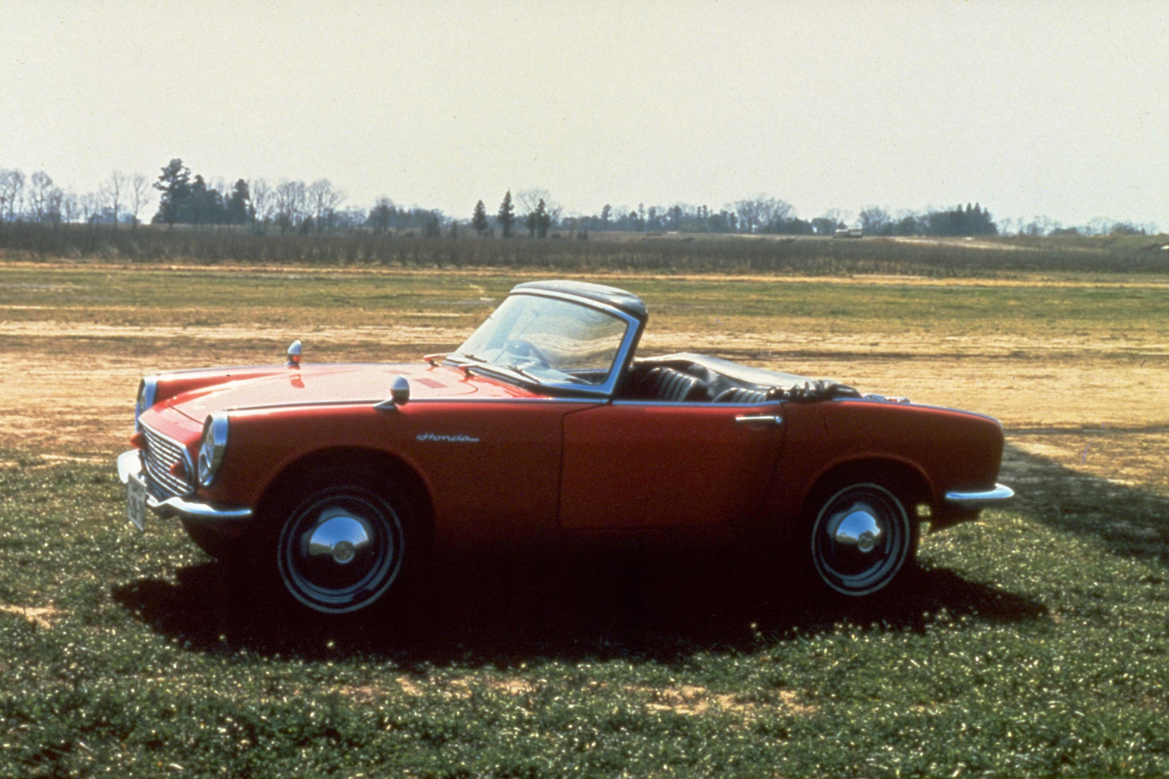 Marvelous Honda S600 65