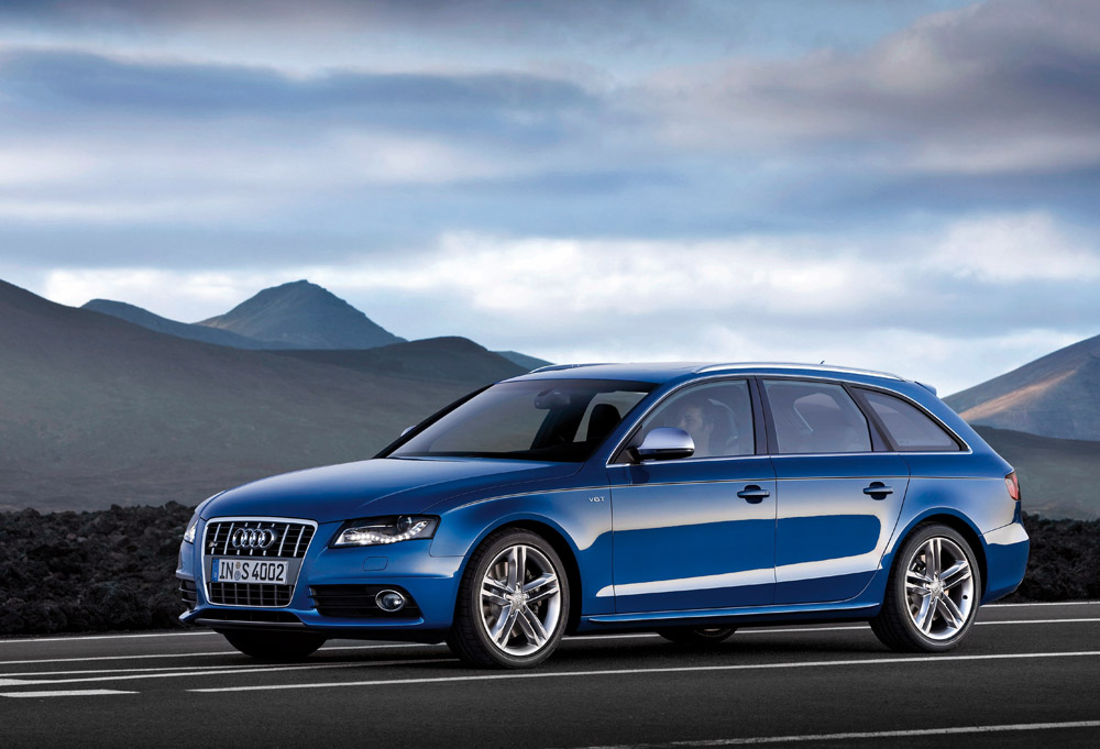 New 444bhp Audi RS4 Avant on sale from 61625  Auto Express