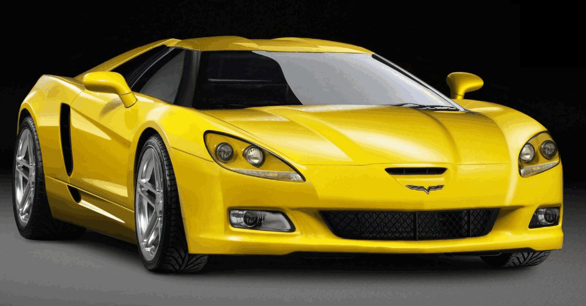 Chevrolet C7 On Hold Cartype