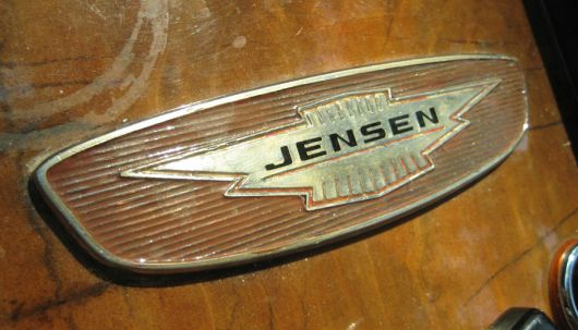 jensen interceptor interior shield 1 74
