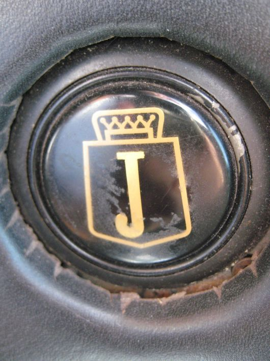 jensen interceptor interior shield horn 74