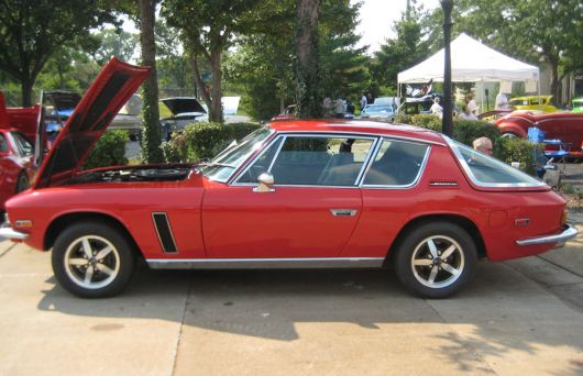 jensen interceptor s 74