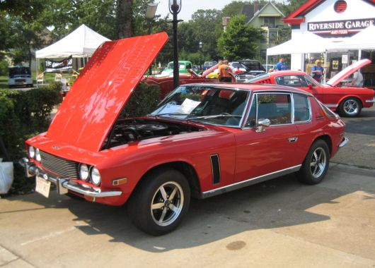jensen interceptor sf2 74