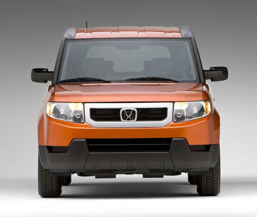 honda element ex 09 f