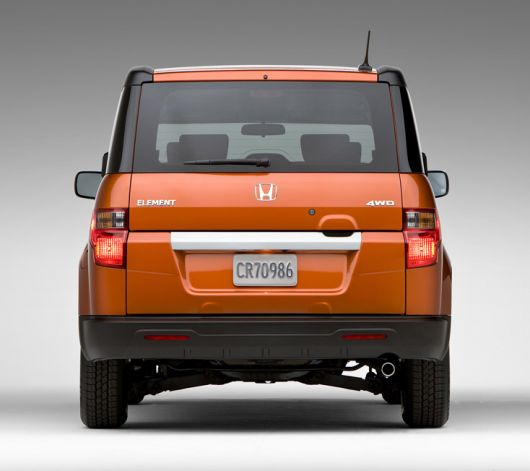 honda element ex 09 r