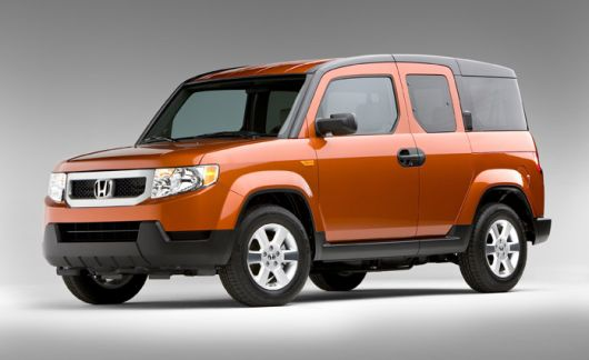 honda element ex 09 sf1