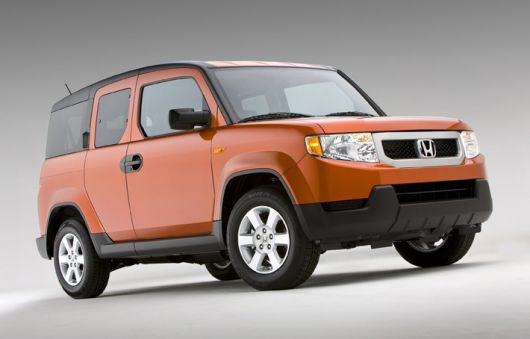 honda element ex 09 sf2