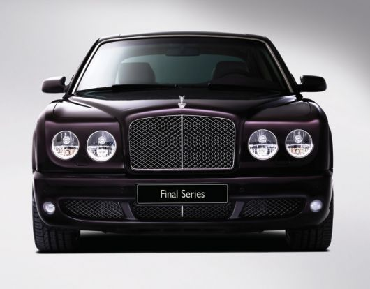 bentley arnage f1 09