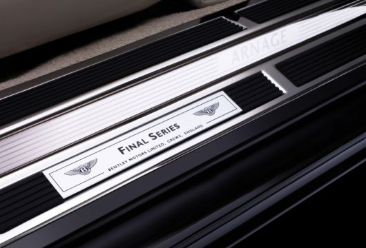 bentley arnage sill 09