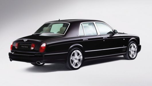 bentley arnage sr1 09
