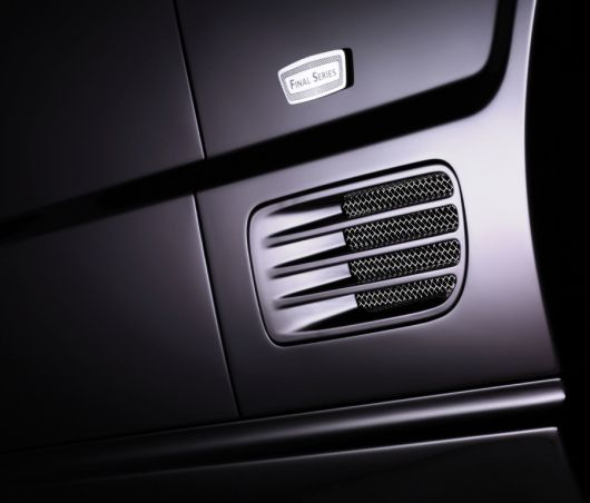 bentley arnage vent 09