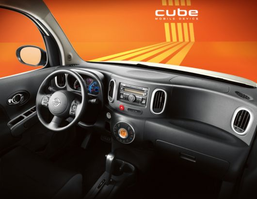 nissan cube int