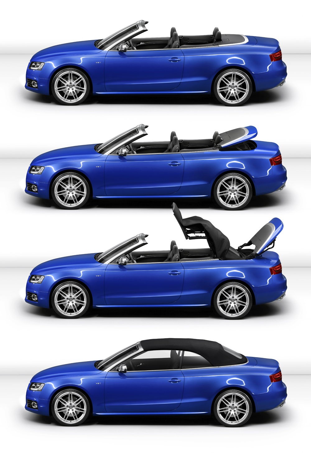 Audi A5 & S5 Cabriolet U.S. debut at New York Auto Show ...