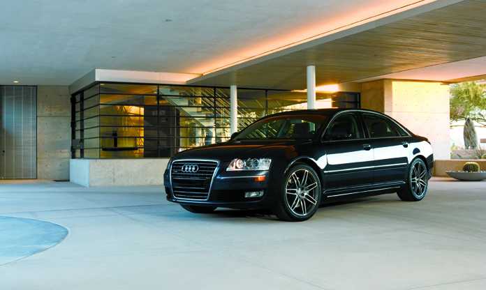 Audi A8l Picked By Nadaguides As 2009 S Top Luxury Car Cartype