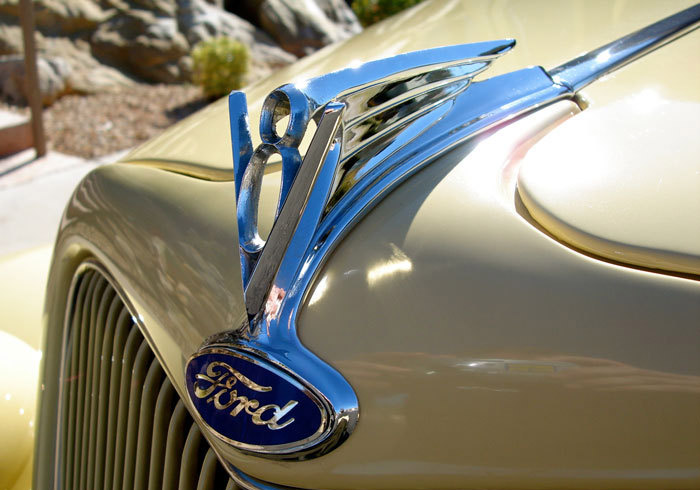 Ford Related Hood Ornaments Cartype