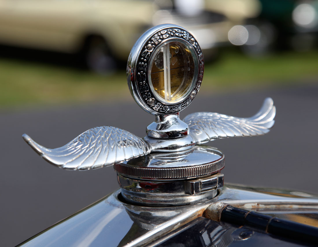 ford related hood ornaments