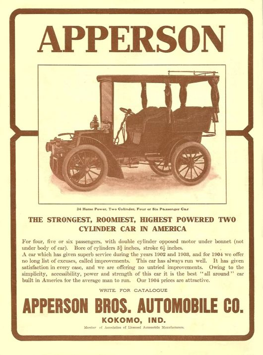apperson ad may 04