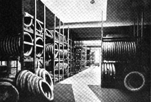 great lakes tire in 1918