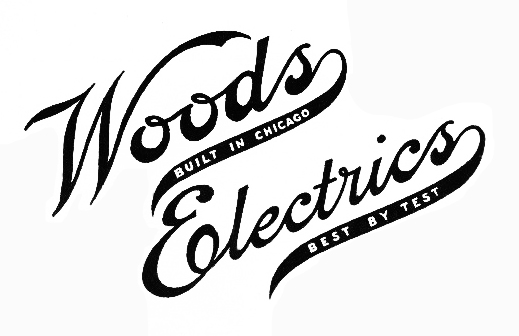 woods electric logo