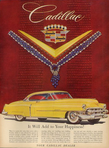 cadillac coupe 53