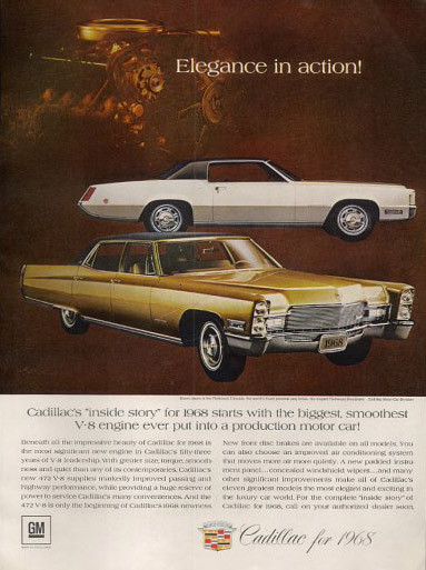 Cadillac Ads Cartype