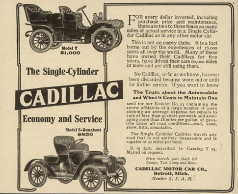 cadillac model t and model s runabout 08