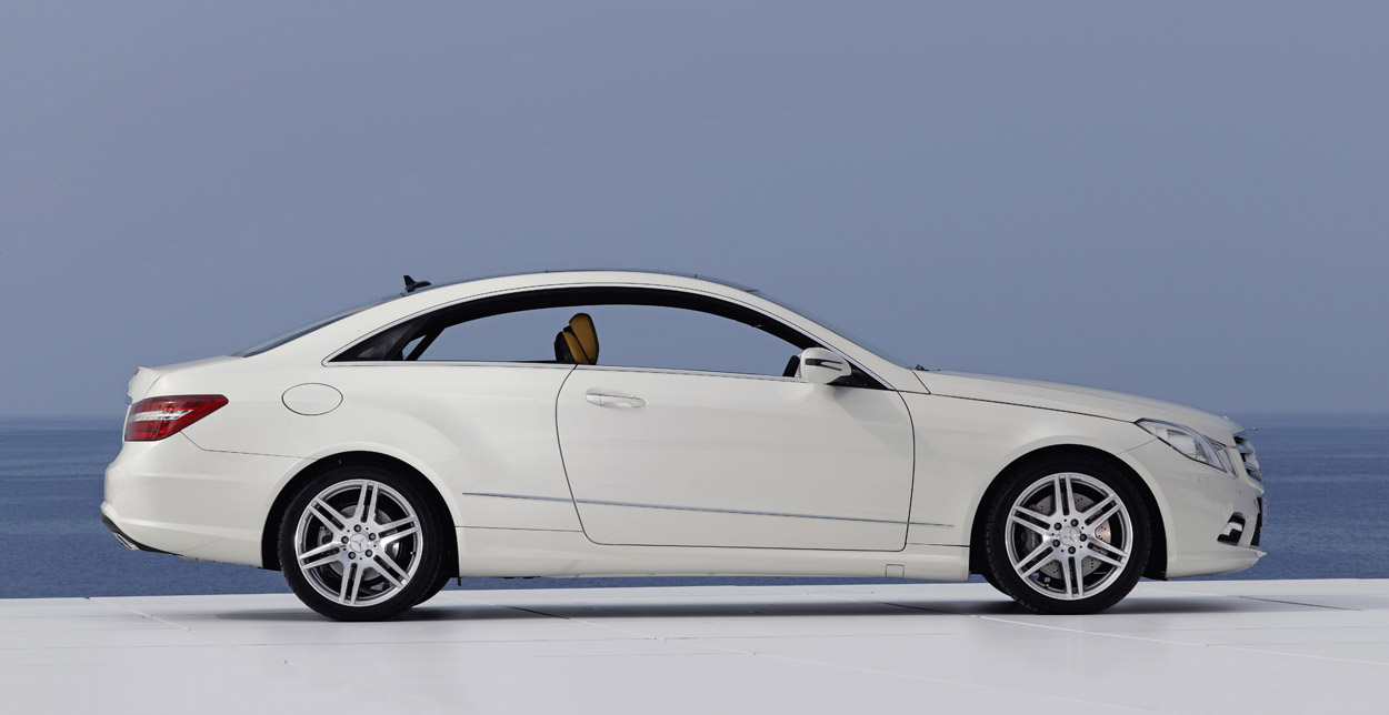Mercedes benz e class coupe 2010 cartype for 2010 mercedes benz e class e350 coupe review