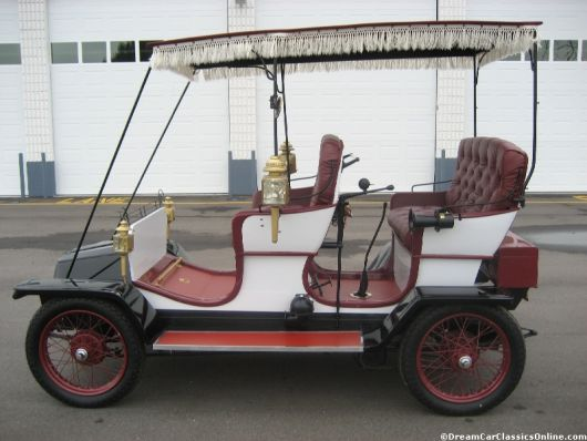 brewster buggy 3 1899
