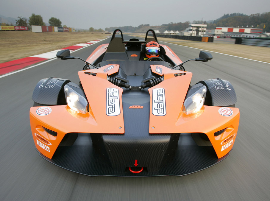 Ktm Launches X Bow Race Track Car Cartype