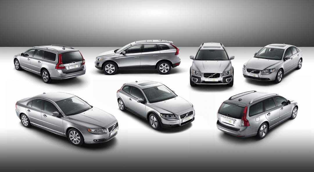 Volvo's seven new cars with the green DRIVe badge include the Volvo ...
