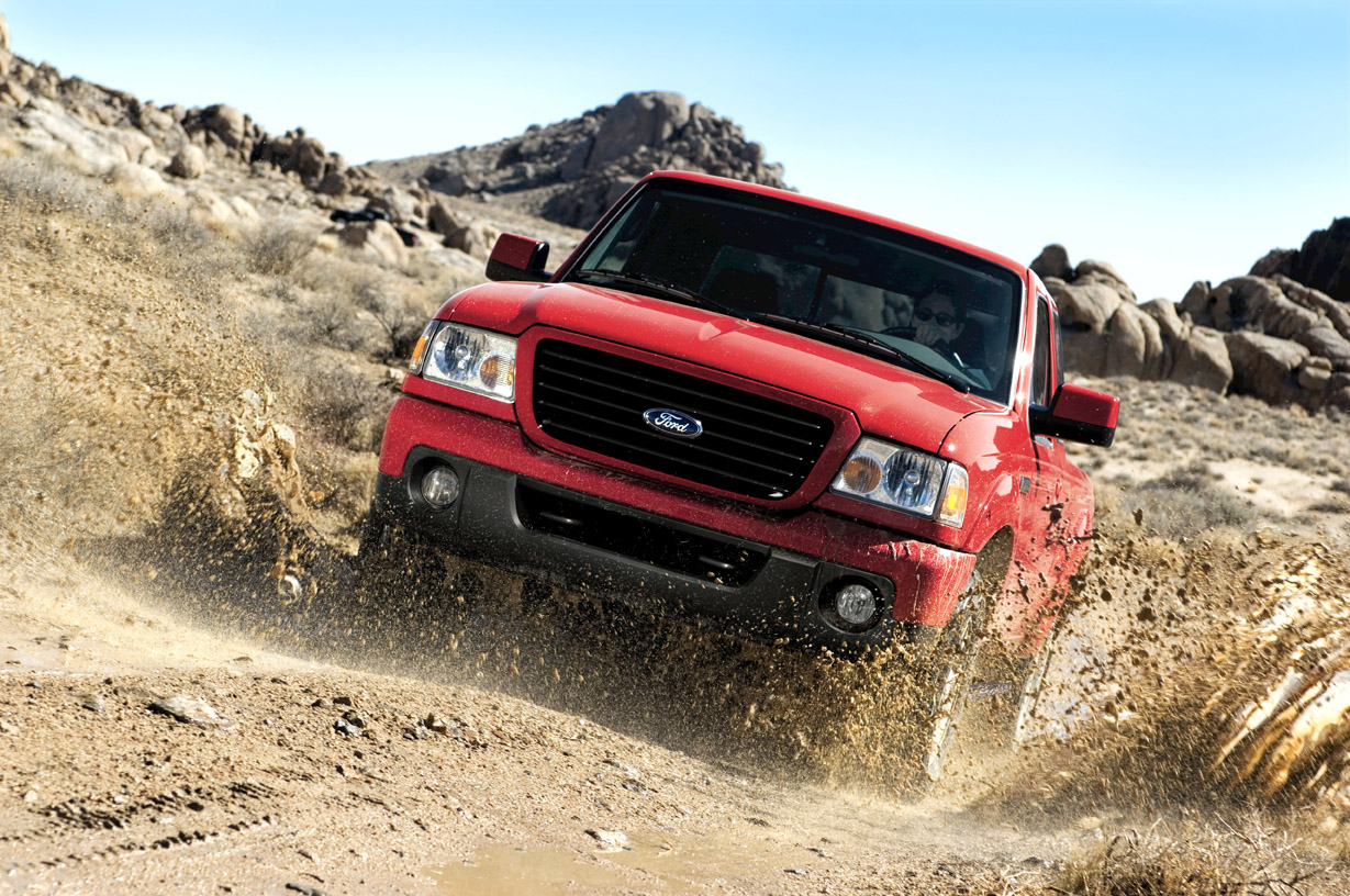 Ford Ranger pick-up debuts in