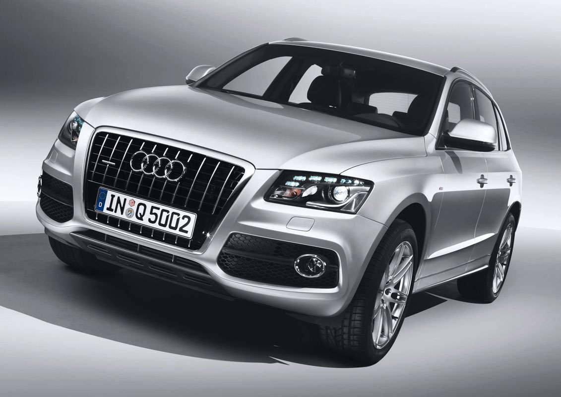 New Crossover Audi Q5