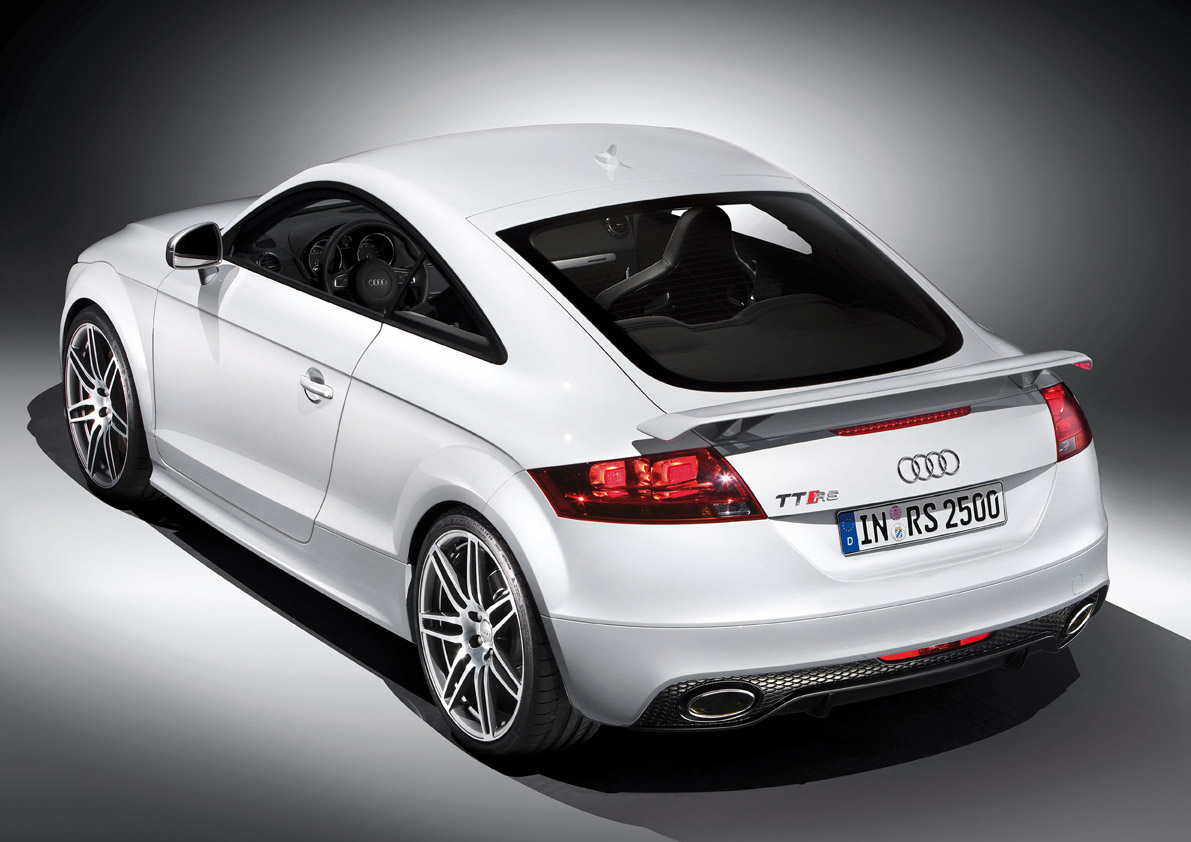 Audi TT RS Coupe : 2009   Cartype