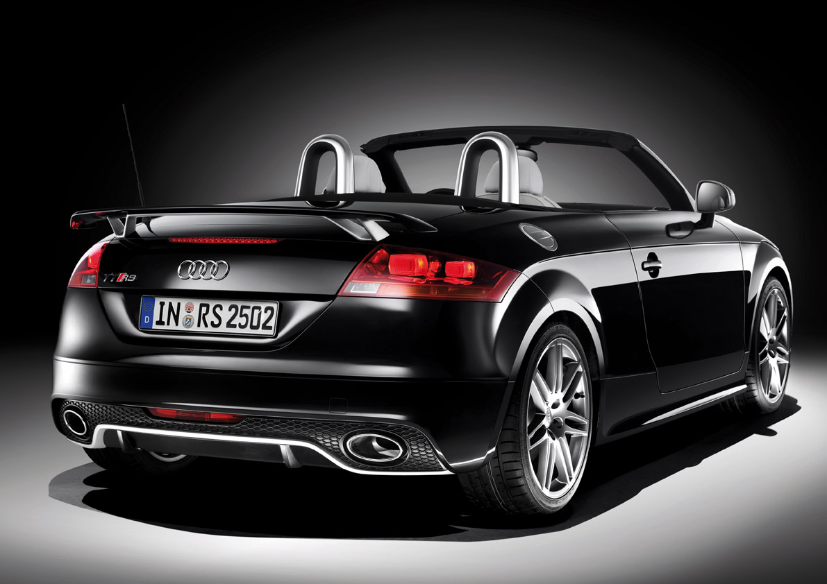 audi tt rs roadster 2009 cartype. Black Bedroom Furniture Sets. Home Design Ideas