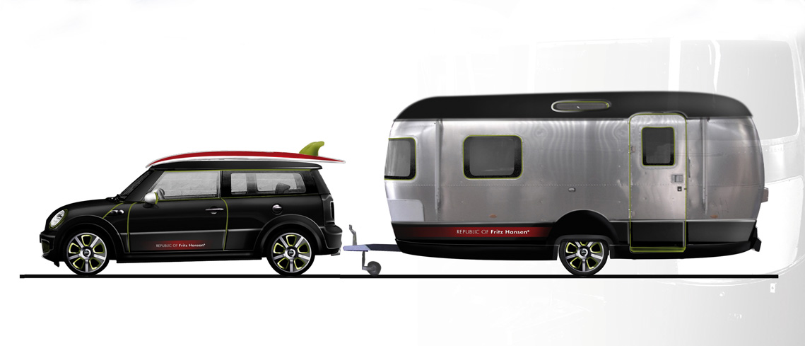 Mini And Airstream