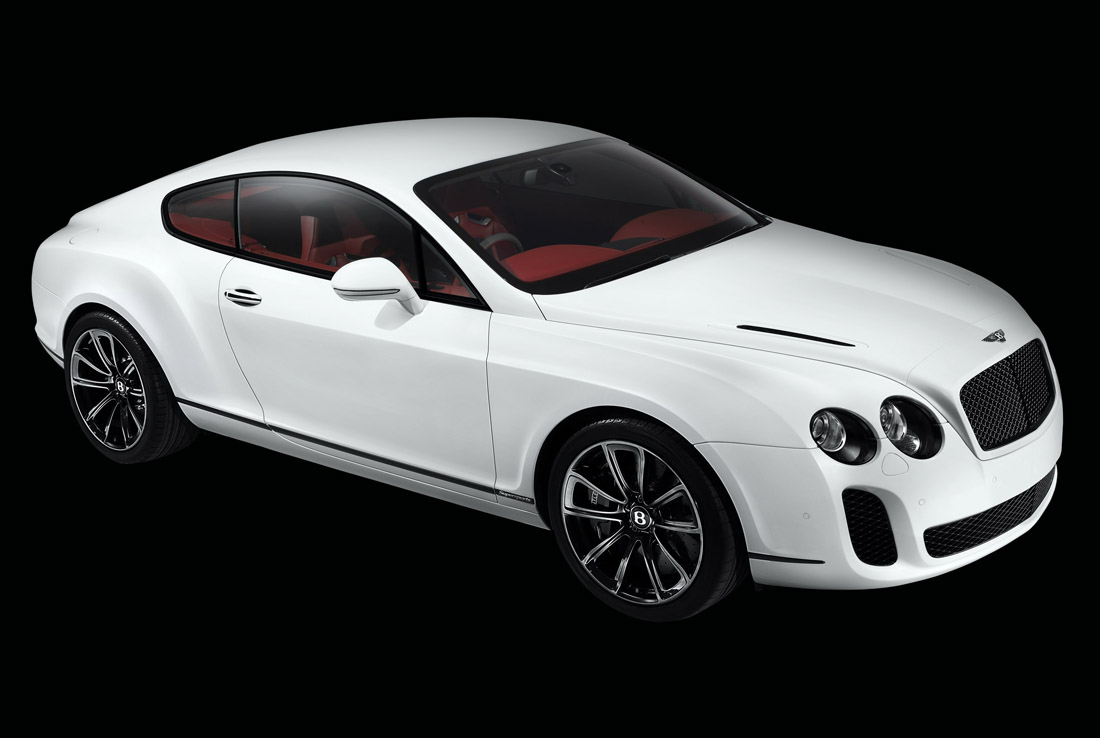 Bentley Continental Supersports 3 09