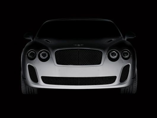 bentley continental supersports f 09